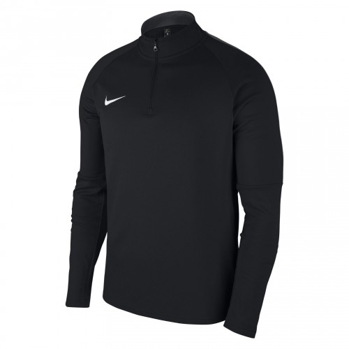 Sweat d'entraînement demi-zip Nike Academy 18 Adulte - 893624