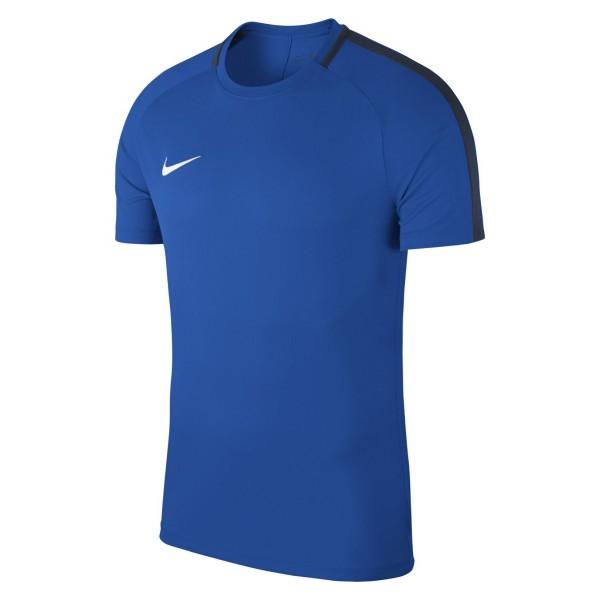 Club Arbitre Maillot Nike Training top academy 18 Adulte Bleu