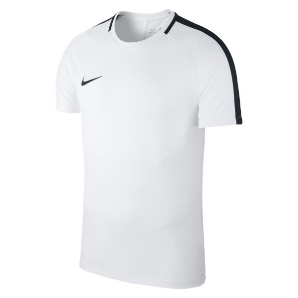 Club Arbitre Maillot Nike Training top academy 18 Enfant Blanc