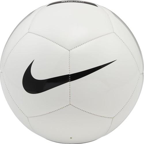 Ballon de foot Nike Pitch Team - SC3992 Blanc