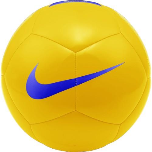 Ballon de foot Nike Pitch Team - SC3992 Jaune