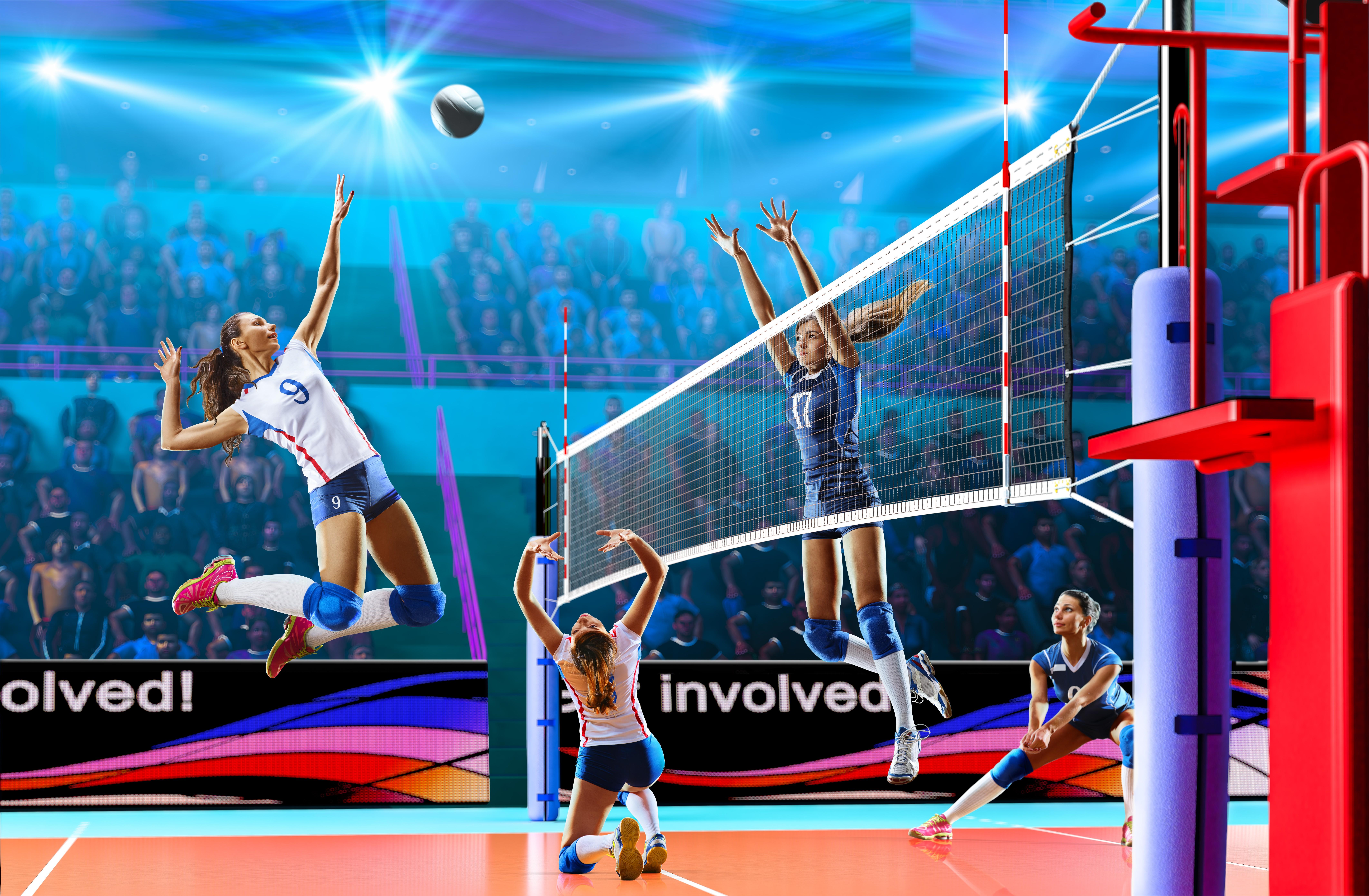 Qu'est-ce qu'un libero au volleyball ?