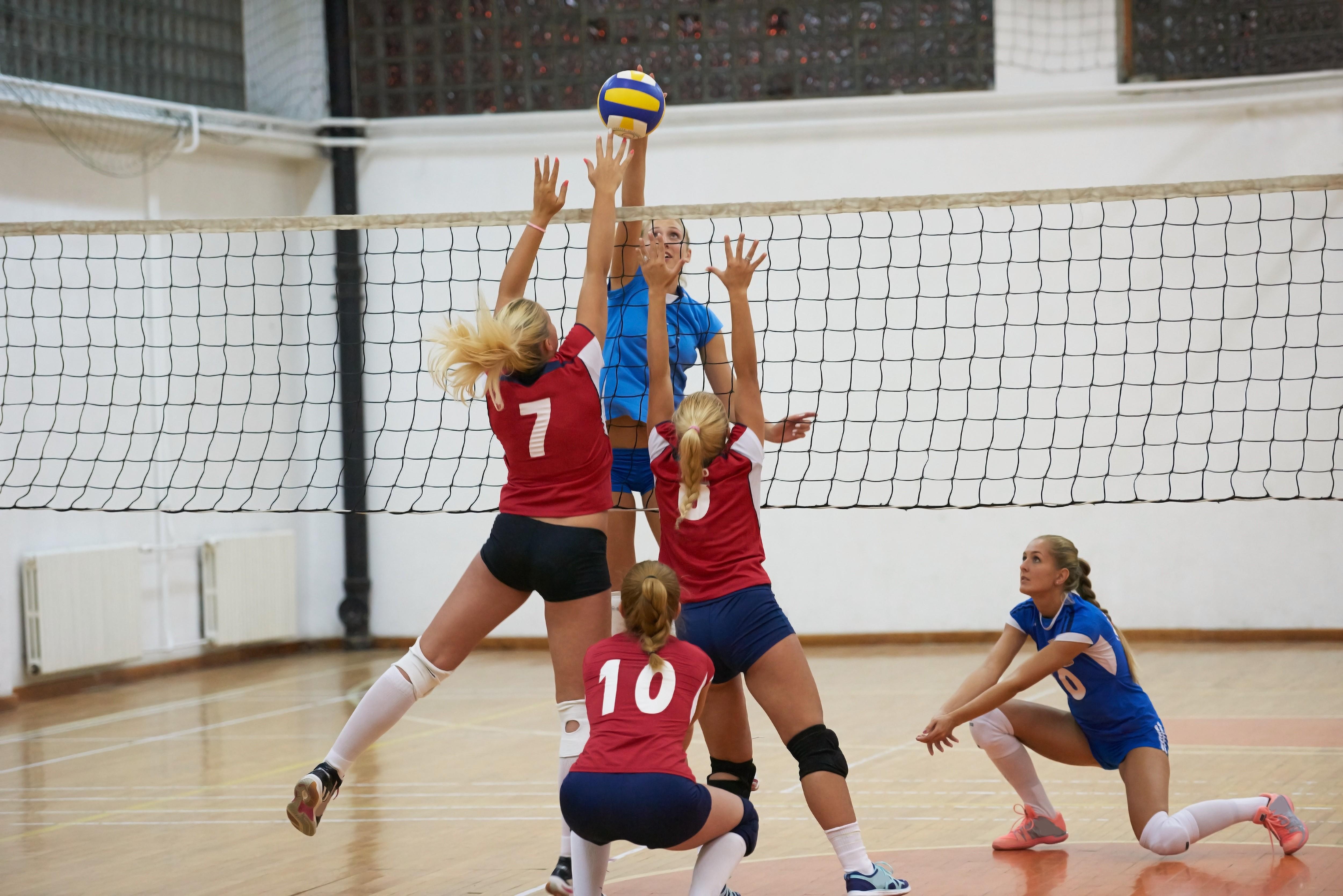 Quelles sont les fautes de jeux au Volley-ball ?