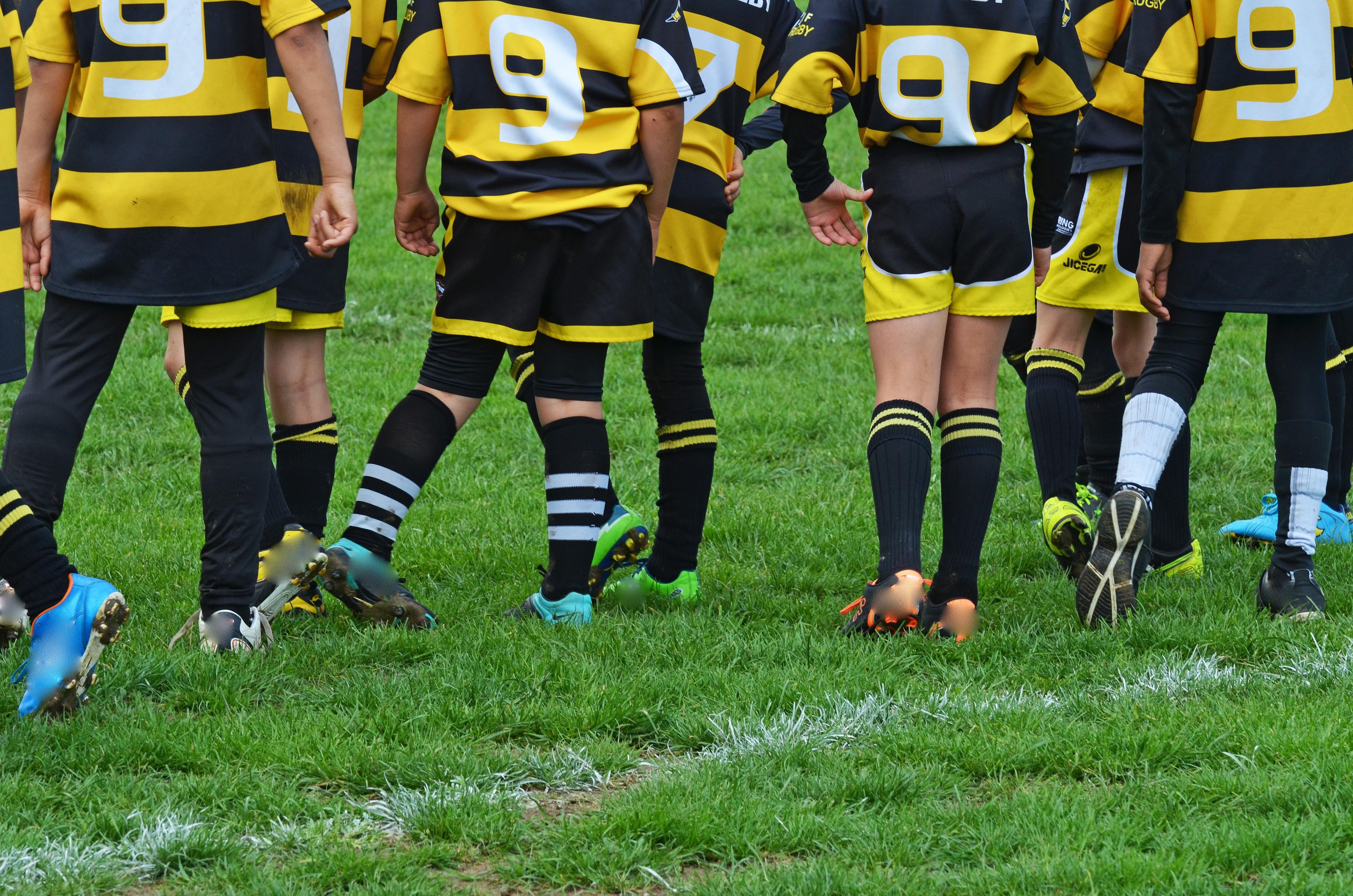 Comment bien s'équiper quand on débute au rugby ?